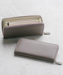 MURA/MURA ムラ イタリアンレザー スキミング防止機能付き 長財布/503165337