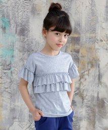 子供服Bee/2段フリルTシャツ/503194528
