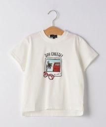 green label relaxing (Kids)/◆ Photoモチーフ Tシャツ/503196528