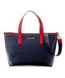 TOMMY HILFIGER/TOMMY HILFIGER AW0AW08055 トートバッグ/503198707