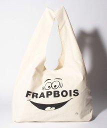 FRAPBOIS/フェイスロゴトートバッグ/503200698