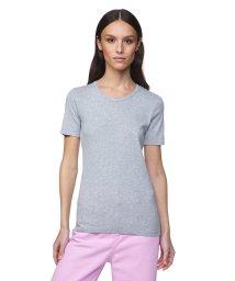 BENETTON (women)/ループロゴクルーネック半袖Tシャツ・カットソー/503201818