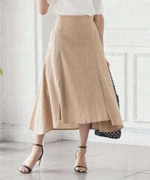 KOBE LETTUCE/スラブガーゼスリットマーメイドスカート [M2880]/503216563