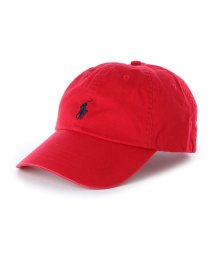 POLO RALPH LAUREN/ポロラルフローレン POLO RALPH LAUREN CLASSIC SPORT CAP (RED/BLUE)/503235201