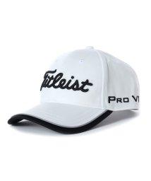 Titleist/タイトリスト Titleist メンズ ゴルフ キャップ ツアーキャップ CTR 9683557013/503236585