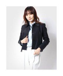 Rename/リネーム Rename ホックネックデザインジャケット (ブラック)/503237207
