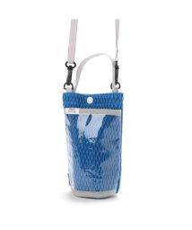 ROOTOTE/ルートート ROOTOTE 斜め掛け ボトルホルダー チケットホルダー スマホケース RO ボトッシュ メッシュ 0365 (BLUE)/503238832