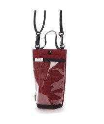 ROOTOTE/ルートート ROOTOTE 斜め掛け ボトルホルダー チケットホルダー スマホケース RO ボトッシュ プレーン 0364 (RED)/503238836