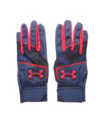 UNDER ARMOUR/アンダーアーマー UNDER ARMOUR ジュニア 野球 バッティング用手袋 UA Clean Up VIII Batting Glove Youth 135/503242158