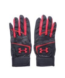 UNDER ARMOUR/アンダーアーマー UNDER ARMOUR メンズ 野球 バッティング用手袋 UA Clean Up VIII Batting Glove 1354261/503242186
