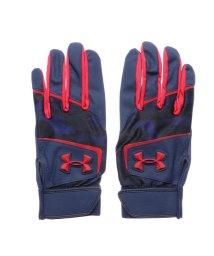 UNDER ARMOUR/アンダーアーマー UNDER ARMOUR メンズ 野球 バッティング用手袋 UA Clean Up VIII Batting Glove 1354261/503242191