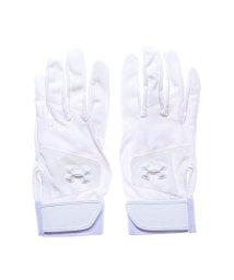 UNDER ARMOUR/アンダーアーマー UNDER ARMOUR メンズ 野球 バッティング用手袋 UA Clean Up VIII Stealth Batting Glove 13/503242194