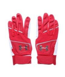 UNDER ARMOUR/アンダーアーマー UNDER ARMOUR メンズ 野球 バッティング用手袋 UA Yard Batting Glove 1354262/503242195