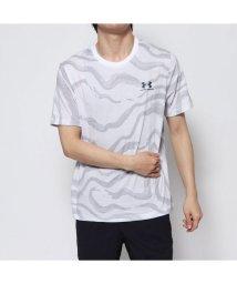 UNDER ARMOUR/アンダーアーマー UNDER ARMOUR メンズ 半袖Tシャツ UA Charged Cotton Camo SS 1359166/503242387