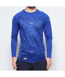UNDER ARMOUR/アンダーアーマー UNDER ARMOUR メンズ 野球 長袖アンダーシャツ UA Tech Fitted Long Sleeve Crew Shirts Gr/503242460