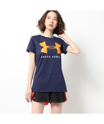 UNDER ARMOUR/アンダーアーマー UNDER ARMOUR レディース 半袖機能Tシャツ UA Tech Big Logo Graphic Tee 1359128/503242519