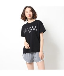 UNDER ARMOUR/アンダーアーマー UNDER ARMOUR レディース 半袖Tシャツ UA Girlfriend Big textlogo 1355400/503242528