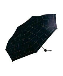 w.p.c/ダブルピーシー Wpc. 雨傘 UNISEX ベーシックフォールディングアンブレラ (カラードットチェック)/503243597