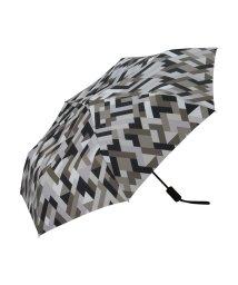 w.p.c/ダブルピーシー Wpc. 雨傘 UNISEX ASCフォールディングアンブレラ (ジオメトリーグレー)/503243631