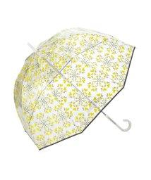 w.p.c/ダブルピーシー Wpc. 雨傘 plantica×Wpc. フラワーアンブレラ プラスチック (イエロー)/503243648