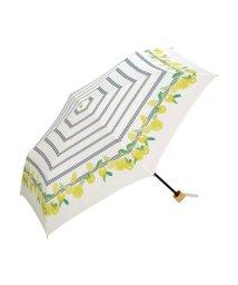 w.p.c/ダブルピーシー Wpc. 雨傘 ボーダーフルーツmini (オフ)/503243661