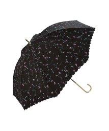 w.p.c/ダブルピーシー Wpc. 雨傘 アイビーフラワー (ブラック)/503243696