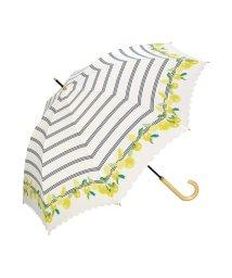 w.p.c/ダブルピーシー Wpc. 雨傘 ボーダーフルーツ (オフ)/503243713