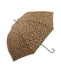 w.p.c/ダブルピーシー Wpc. 雨傘 レオパード (キャメル)/503243721
