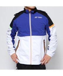 YONEX/ヨネックス YONEX メンズ テニス ウインドブレーカー 裏地付ウォームアップシャツ(フィットスタイル) バドミントン 52006/503244055