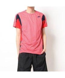 YONEX/ヨネックス YONEX メンズ テニス 半袖Tシャツ ゲームシャツ バドミントン 10356/503244058
