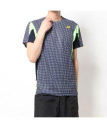 YONEX/ヨネックス YONEX メンズ テニス 半袖Tシャツ ゲームシャツ バドミントン 10356/503244063