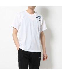 YONEX/ヨネックス YONEX テニス 半袖Tシャツ ユニTシャツ バドミントン RWAP2002/503244069