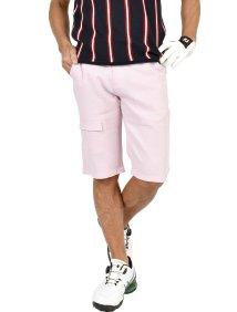 SantaReet/【COMON GOLF】スモール千鳥格子柄ストレッチゴルフショートパンツ(CG-S0007)/503244916