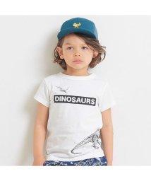 BREEZE/点描プリント恐竜Tシャツ/503069146