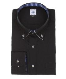 GRAND-BACK/【大きいサイズ】ファットゥーラ/FATTURA 綿100%日本製ボタンダウン長袖ビジネスドレスシャツ/ワイシャツ/503138608