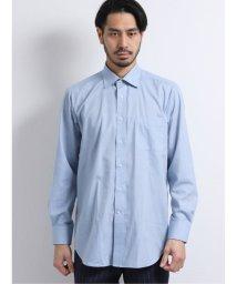 TAKA-Q/形態安定抗菌防臭レギュラーフィット ワイドカラー長袖ビジネスドレスシャツ/ワイシャツ/503138625