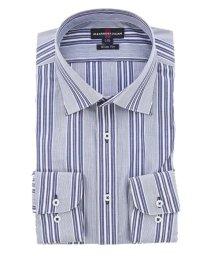 TAKA-Q/形態安定抗菌防臭スリムフィット ワイドカラー長袖ビジネスドレスシャツ/ワイシャツ/503138627