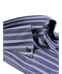 TAKA-Q/形態安定抗菌防臭スリムフィット ボタンダウン長袖ビジネスドレスシャツ/ワイシャツ/503138630