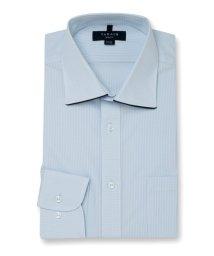 TAKA-Q/形態安定 DotAir スリムフィット ワイドカラー長袖ビジネスドレスシャツ/ワイシャツ/503138641