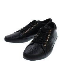 around the shoes /切替パンチング ローカットスニーカー/503138893