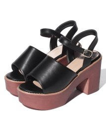 Shoes in Closet/太ヒールプラットフォーム ★厚底サンダル★《約9.5cmソール》1899/503196382
