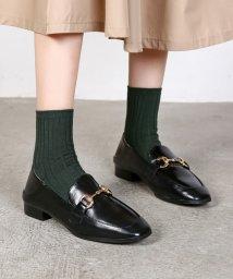 Shoes in Closet/《 2Way 》フラットヒール ゴールドビット ★バブーシュローファー★ 1977/503196383
