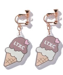 Lovetoxic/アイスクリームモチーフイヤリング/503198571