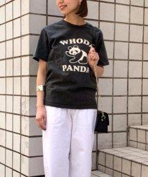 FREDY&GLOSTER/【Mixta/ミクスタ】プリントTシャツ/503202641