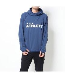 ATHLETA/アスレタ ATHLETA メンズ サッカー/フットサル フルジップ ストレッチウインドシェル 04132/503209758