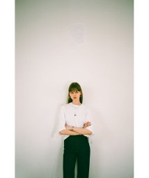 CLANE/FRILL PANEL TOPS/503216468