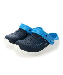 CROCS/クロックス crocs LITERIDE CLOG ライトライド クロッグ サンダル (ネイビー×ホワイト)/503217396