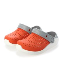 CROCS/クロックス crocs LITERIDE CLOG ライトライド クロッグ サンダル (タンジェリン×ホワイト)/503217398