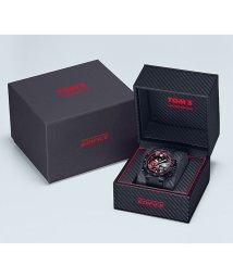 EDIFICE/【生産数量限定モデル】 TOM'S Limited Edition / ECB-10TMS-1AJR (ブラック×レッド)/503218732