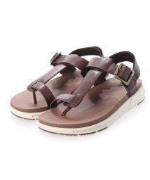 FITFLOP/フィットフロップ fitflop ARLO LEATHER BACK-STRAP SANDALS (Cognac)/503219983